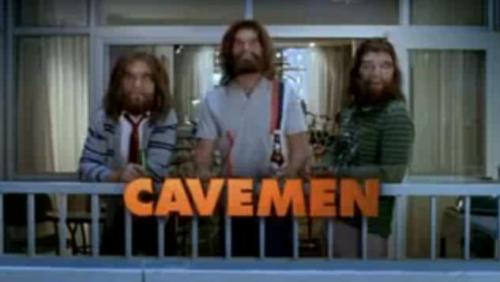 the cavemen show picture